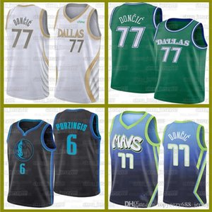 Luka DallasMavericksFormalar 77 Doncic LeBron 23 James Basketball Kristaps 6 Porzingis Dirk 41 Nowitzki 24Bryant basketbol