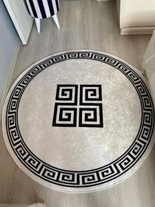 Carpets Decorative Soft Surface Stylish Non Slip Floor Living Room Bedroom Carpet