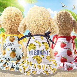 Dress New Pet Dog Gast Gilet Vestiti Piccolo Maglione Cucciolo Cucciolo Soft Coat Giacca Summer Abbigliamento Doggy Abbigliamento T Shirt Economici Outfit Pet Supply 690 R2