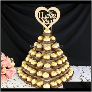 Fengrise Wooden Love Chocolate Rustic Decoration Marriage Dessert Candy Mr Mrs Table Decor Wmtsin Gq4Zo Other Event Party Supplies 1E7Uq