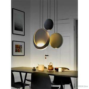 Nordic Post-modern Designer Pendant Lamps Living Room Indoor Home Deco Simple Hanglamp Dining Restaurant Bar Hanging Lights