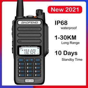 Baofeng Walkie Talkie 30km UV-9R ERA Plus IP68 Waterproof Long Range Two Way Ham CB Radio Transceiver UHF VHF Station