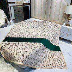 Women Flower Blanket Autumn Winter High-quality fashion Scarf Lady Thick Warm Designer Shawl Wraps Blankets sag