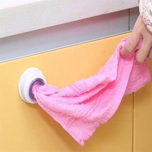 Вымойте ткань зажим для хранения Dishloot стойки для хранения ванной комнаты полотенца висит держатель органайзер кухонные подушки для кухни ручная полотенце стойки CCF4610