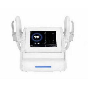 휴대용 Emslim Hiemt EMS 피트니스 기계 복부 EMS 바디 조각 엉덩이 근육 자극기 Teslasculpt 전자기 기계