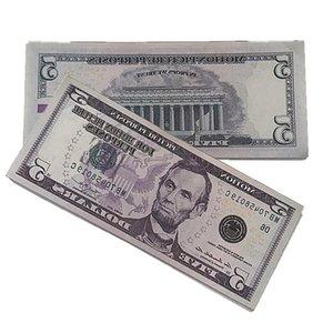Nightculb Dollar Prop 2d 100pcs pack Money Faux Billet Movie Play Party Children's Fake Dadfi Bar 5 Toys Ckxtn