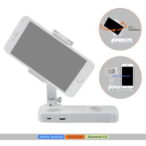 Freeshipping 2-Achs Smartphone Handheld Stabilizer Handy Brushless Gimbal mit Bluetooth für iPhone Samsung Xiaomi Huawei