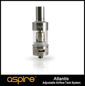 100% Orijinal Aspire Atlantis tankı daha iyi tadı ile yeni yükseklikleri Sub 0.5ohm düşük ohm bobin için çubuğu kaldırdı