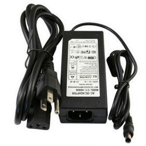 AC 100 V 240 V DC Güç Kaynağı Anahtarlama Adaptörü 12 V 8A 10A 60 W LED Işık Şerit için 96 W 120 W LED Monitör Sürücü + Güç Kablosu