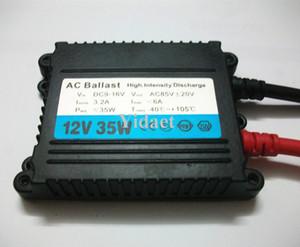La alta calidad AC 35W HID lastre, lastre digital delgado, 12 meses de garantía, reemplazo de lastre envío gratis