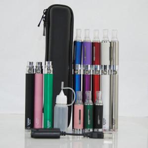 Электронные сигареты Hot Vision Spinner eGo стартовые наборы MT3 Испаритель Clearomizer 650 мАч 900 мАч 1100 мАч Батарея в футляре на молнии USB-зарядное устройство