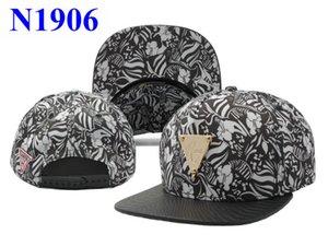 HOT Vente -thusands styles de casquettes Marque haïsseur Snapback chapeaux chapeau femmes hommes dos réglable snap Hat caps balle sur mesure Snapbacks Top qualité
