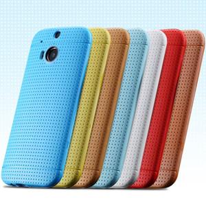 M8 caso tampa do telefone fino para htc one m8 shell telefone de volta se encaixam perfeitamente pele protetora durável case para htc