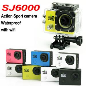SJ6000 SJ 6000 WIFI Mini Camcorder Sport Action Video Kamera 2 zoll FHD 1080 P Auto Recorder 30 Mt Wasserdichte 170 Grad Winkel