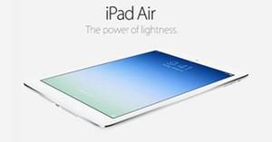 "Refurbished iPad Air Genuine Apple iPad 16GB 32GB 64GB Wifi iPad 5 Tablet PC 9.7"" Retina Display IOS A7 refurbished Tablets DHL"