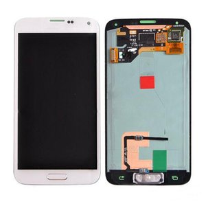 For Samsung Galaxy S5 I9600 G900A G900F Samsung Galaxy S4 i9500 i9505 I545 Display LCD Touch Screen Digitizer Assembly Replacement