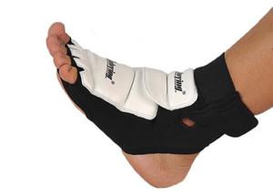 2017 ayak bileği desteği nefes aşınmaya dayanıklı boks ayak koruyucu sanda mma muay thai tekme karate taekwondo ayakkabı spor emniyet gyd149