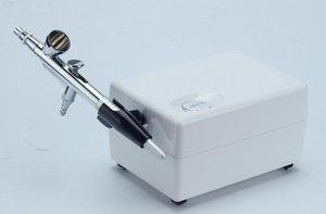 NOUVEAU Mini Portable Oxygen Jet Peel machine oxygène machine faciale pour l'acné Enlèvement de la peau rajeunissement maison salon utilisation