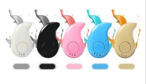 رياضة الجري S530 ميني ستيلث اللاسلكية بلوتوث 4.0 سماعات ستيريو سماعات الموسيقى سماعة ل iphoneX فون 8 لسامسونج NOTE8