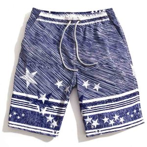 2015 summer brand Men's beach board shorts Swimwear sports cotton loose beach swimming boardshorts surt beachwear Quick Dry Top Quality