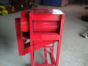 La máquina agrícola de trilladora de grano, máquina de trilladora de maíz de arroz de rendimiento confiable, maíz más espeso