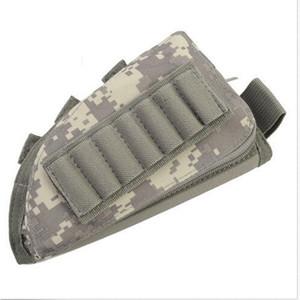 التكتيكية بندقية بندقية buttstock الخد بقية بندقية الأسهم الذخيرة قذيفة النايلون مجلة رخوة الحقيبة حامل