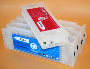 Патрон чернил Refill для принтера Epson surcolor T5200 с автоматическим обломоком возврата