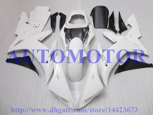 O.E.M fairings for YAMAHA YZF R1 2002 2003 YZFR1 02 03 YZF-R1 #4A31 YZF1000 02 03 white injection molding fairings