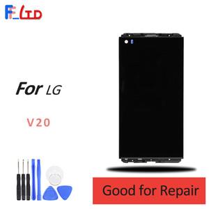 Ecran Lcd de remplacement pour LG V20 LCD Ecran Tactile Digitizer avec Cadre Remplacer 100% Testé Livraison DHL Gratuite