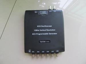 2017 هانك مرسمة الذبذبات الرقمية 1008C قناة الكمبيوتر usb dhl شحن مجاني جودة عالية سوبر أحدث نسخة