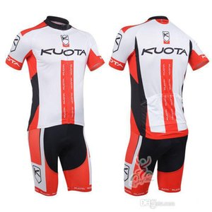vente chaude équipe kuota cyclisme jersey cyclisme pantalon et vélo chemise en plein air hommes body