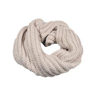 20 Adet / grup Unisex Kadın eşarp Yaka Kalın Tıknaz El Örme Moda Kış Sıcak Şeker Renk Infinity Döngü Eşarp 32 * 22 cm Ücretsiz Kargo