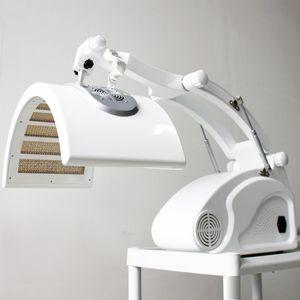 2020 nouvelle 1800 lampes LED pliable PDT photodynamique système de luminothérapie pour l'acné élimination rides rajeunissement de la peau