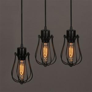 L74 - 빈티지 펜던트 조명 로프트 서스펜션 Luminaire 홈 조명 산업 램프 매달려 라이트 복고 설비, 드롭 배송