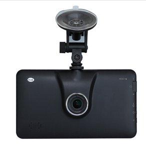 """Die neue 7 """"GPS-Navigation Android 4.4.2 FHD 1080P Auto DVR Kamera Recorder Auto GPS / MT8127 Quad-Core - Karte von Core / Navitel oder Europa"""