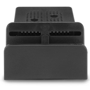 Black Portable Dock Stand Base Case Box For Nintend Switch Replacement Heat Dissipation Mini DIY Dock Cooling Base For NS