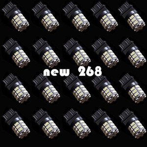 20 X 54SMD 3528 DRL3157 3757 4114 4157 3156 54LED White Daytime Running Light