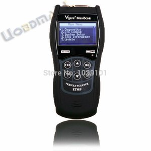 Wholesale-Vgate Maxiscan VS890 Scan Tool OBD2 OBDII Code Reader Free Shipping