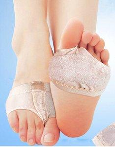 Wholesale-Footful Paar Fuß Thong Toe Unterwäsche, Tanz Pfoten, halb lyrischen Schuh Vorfuß Cover Socke H1274