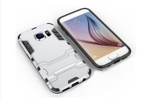 Sıcak satış Yeni anti-vurmak kickstand Telefon kılıfı Samsung Galaxy s7 cep telefonu kapağı ile ücretsiz kargo