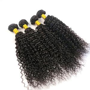 Virgin Indian Hair Weaves Paquetes de cabello humano Ondas de agua 8-34 Pulgadas Sin procesar Brasileño Peruano Mongol A granel Extensiones de cabello Barato