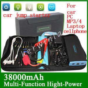 다기능 미니 휴대용 자동차 점프 스타터 38000mAh 시작 12V PetrolDiesel 자동차 엔진 비상 배터리 전원 은행 빠른 요금