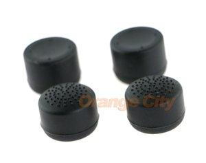 Hot Silicone analógico Thumb Stick Grips Cap Para Playstation 4 PS4 PS3 PS2 XBOX UM XBOX360 Controlelr Thumbsticks Aumentar Altura Vara