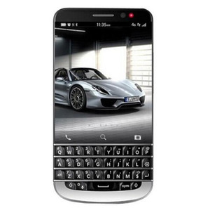 Original BlackBerry Classic BlackBerry Q20 US EU Téléphone mobile 4G LTE WCDMA GSM Réseau QWERTY 16GB GSM / HSPA / LTE LANCEMENT Remis à neuf