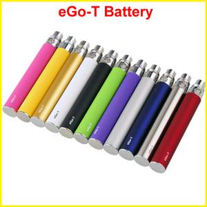 EGO-T ego t E Cigarro 650/900/100 mAh Bateria para ce4 ce5 ce6 mini protank 2 3 mt3 atomizador clearomizer colorido em estoque