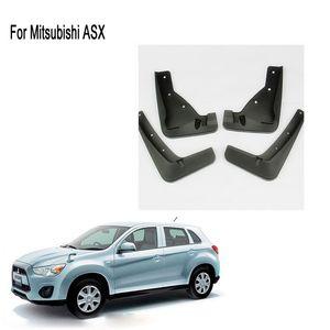For 2013 2014 2015 MITSUBISHI ASX Mud Flaps Splash Guard Mudguards Mudflap Car Fender for asx accessories