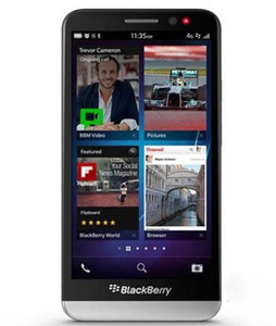 Original BlackBerry Z30 5.0 inch BlackBerry OS 10.2 Qualcomm MSM8960T Pro 3G Smart Phone 2GB 16GB 8MP Refurbished Mobile Phone