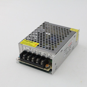 25W / 50W / 100W LED de alimentación del interruptor LED LED controlador de conmutación de salida de potencia de entrada AC90-260V DC5V envío libre