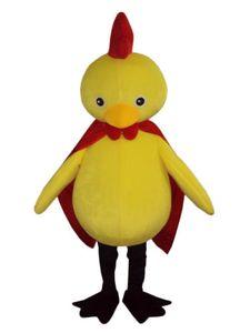 Chicken Hen School Animal Team Mascot Costume Adult Suit Express