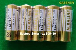 100 ٪ الطازجة 1500PCS 12V 23A V23GA LR23 L1028 البطاريات القلوية صديقة للبيئة